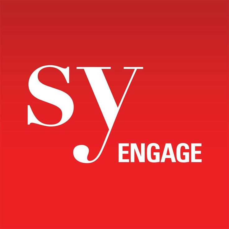 Great logo. Great people. Nuff said. #SyENGAGE #kiwibusiness