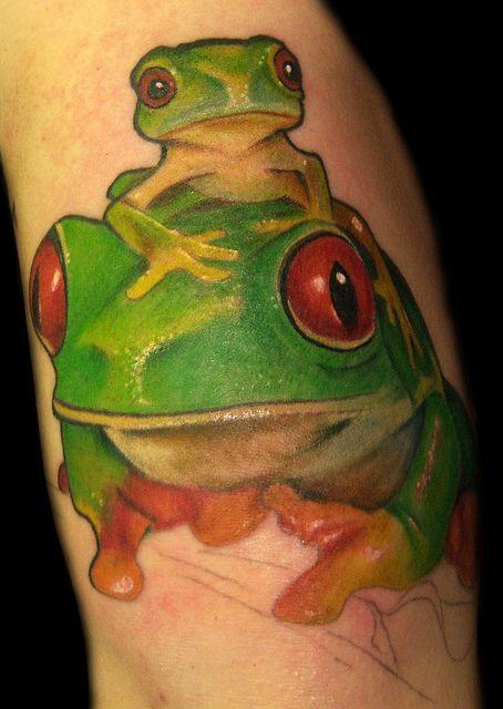 25 unique tree frog tattoos ideas on pinterest tattoo supplies uk doodle art designs and. Black Bedroom Furniture Sets. Home Design Ideas