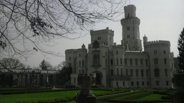 Hluboká nad Vltavou, CZ