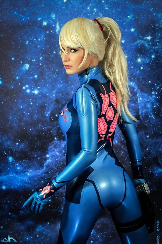 female space suit anime cosplay - photo #9