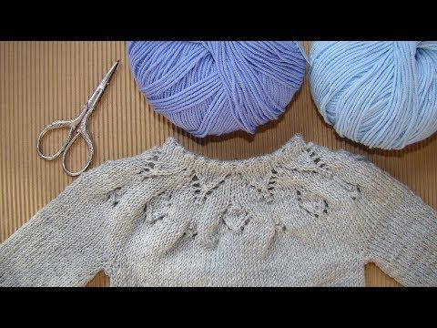JERSEY PRINCESA- PRINCESS JERSEY ESPAÑOL-ENGLISH PATTERN - YouTube