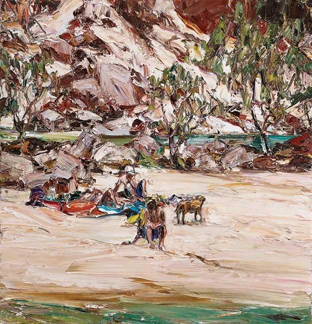 © Nicholas Harding at Tim Olsen Gallery Sydney Australia....a fave