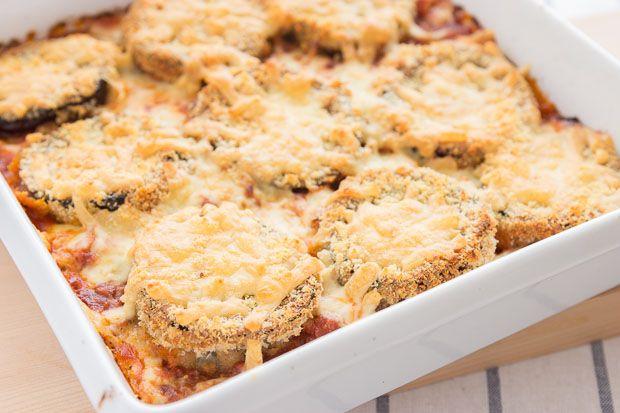 Best Eggplant Parmesan Recipe