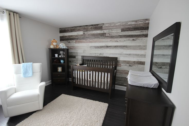Barn Wood Custom Wallpaper http://www.decomurale.ca/fr/boutique/bois-de-grange-240842062/