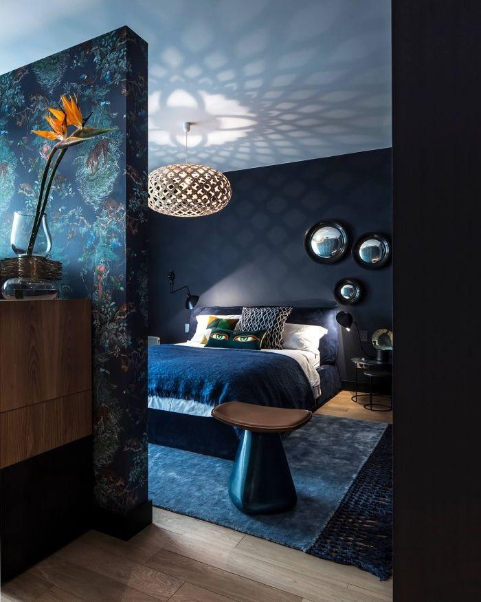 13++ Quelle couleur pour une chambre sombre inspirations