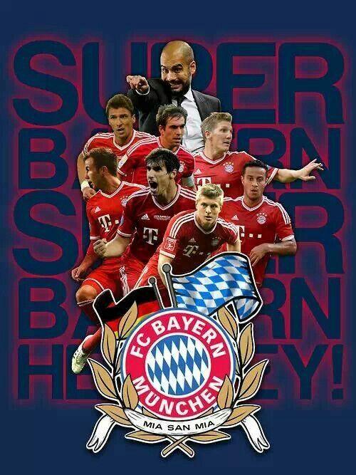Super Bayern!