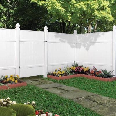 Veranda 6 Ft X 6 Ft Windham White Vinyl Fence Panel