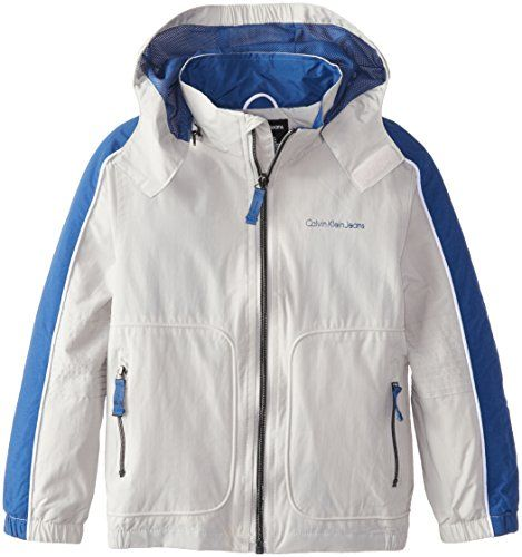 Calvin Klein Boys' Max Capacity Water-Resistant Shell Jacket - http://www.darrenblogs.com/2017/02/calvin-klein-boys-max-capacity-water-resistant-shell-jacket/