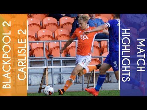 Blackpool vs Carlisle United FC - http://www.footballreplay.net/football/2016/09/17/blackpool-vs-carlisle-united-fc/