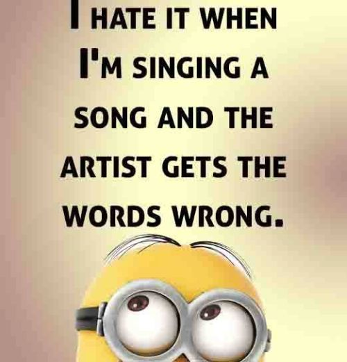 Funny Quotes And Sayings: Funny Minion Quotes Of The Week -