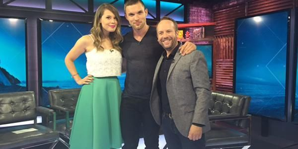 Tonight on #InnerSPACE, @edskrein talks #TheTransporter Refueled with @morganhoffman and @TeddyWilson! 6e 3p.