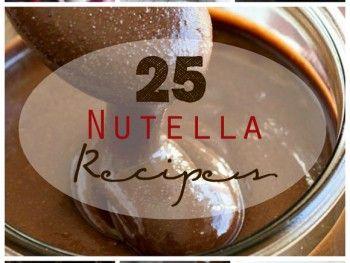 World Nutella Day Recipes