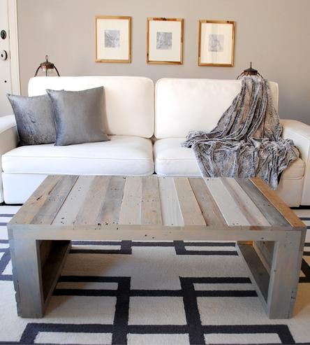 Reclaimed Wood Coffee Table By Raka Mod On Scoutmob Shoppe Reclaimedwood Coffeetable Home