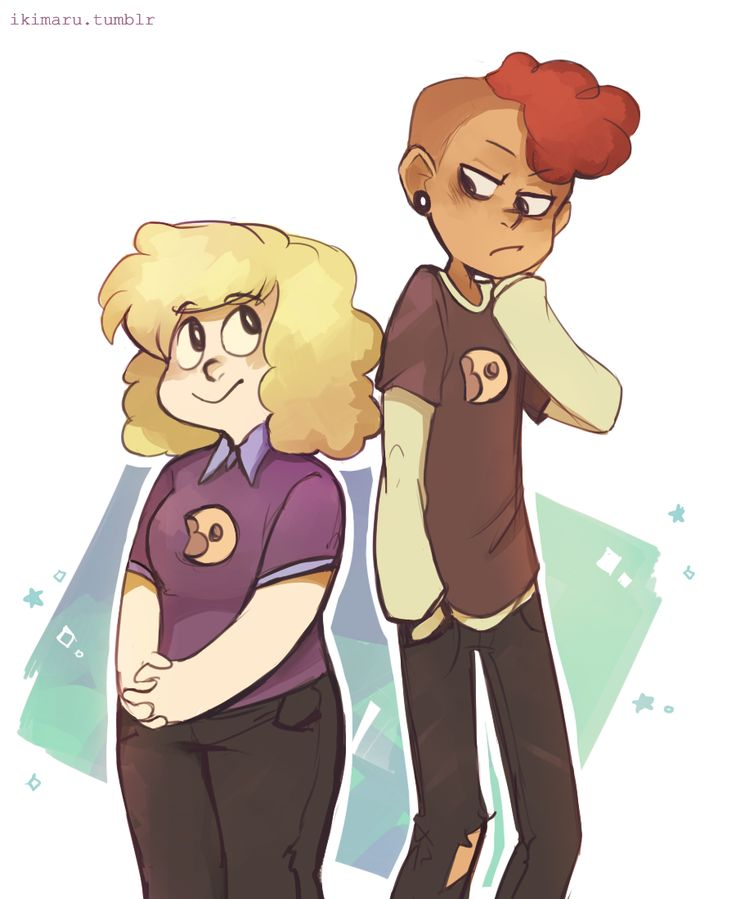 Sadie and Lars