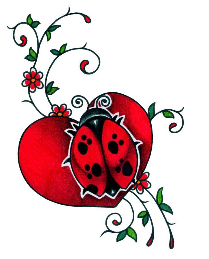 17 Best images about Lady Bugs on Pinterest | Nursery art, Ladybug ...