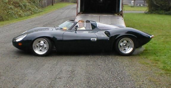 Jaguar XJ13 replica. There were only two made. The first ...