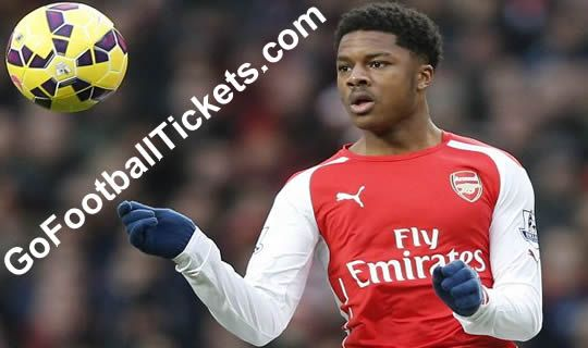 Arsenal striker Chuba Akpom will stay at Emirates Stadium until 2019 as he has signed a new agreement of four and half years with the club. He joined the Arsenal academy in 2002 and signed professional terms in 2013. Arsenal Football Tickets can be collected from GoFootballTickets.com with the best prices and great customer services.