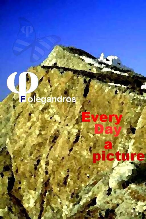 Every day a photo of Folegandros.... Follow  https://www.facebook.com/pages/Φολέγανδρος/590200344441203