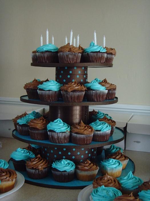Diy Cupcake Stand Favorite Recipes Pinterest Frozen