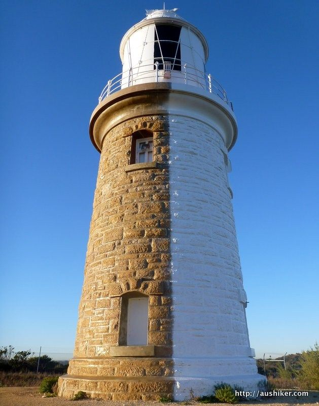 The Woodman Light, also known as the Woodman Point Lighthouse and Coogee Lighthouse is own and operated by the Fremantle Port Authority.