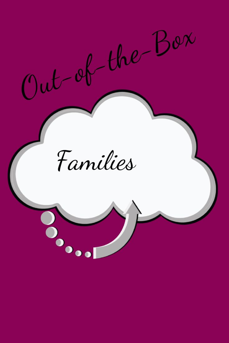 Out-of-the-Box Families who inspire us to live differently - and fully.    #outofthebox #outoftheboxfamilies    http://www.marianamcdougall.com/out-of-the-box-families/