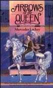 23 - E(IL l) - Arrows of the Queen is the first book in the Heralds of Valdemar Trilogy. Chosen by the Companion Rolan, a mystical horse-like being with powers beyonding imagining, Talia, once a runaway, has now become a trainee Herald, destined to become one of the Queen's own elite guard. For Talia has certain awakening talents of the mind that only a Companion like Rolan can truly sense.  But as Talia struggles to master he unique abilities, time is running out.