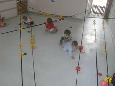 Centro de Educação Infantil Castelo Branco: Desafios Motores