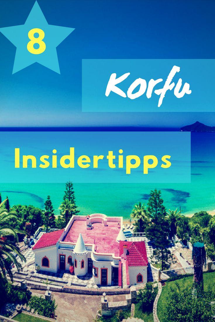 Korfu Tipps – die besten Highlights, Sehenswürdigkeiten und Infos