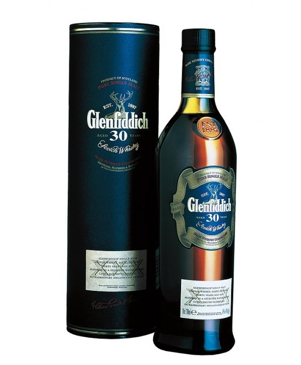 Glenfiddich 30 Years Rare Single Malt Whisky 0,7 Liter