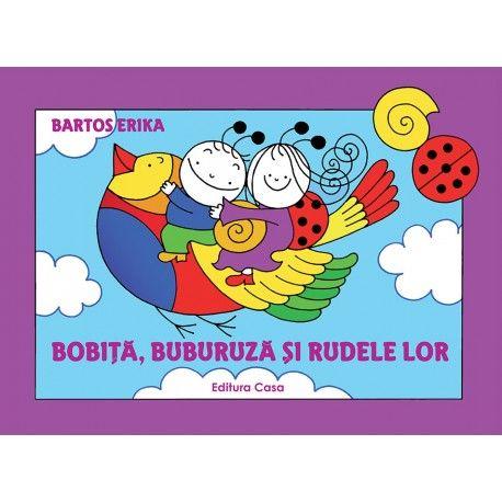 Edituracasa.ro - Bobiţă, Buburuză şi rudele lor