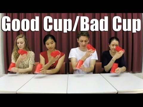 Good Cup/Bad Cup - YouTube
