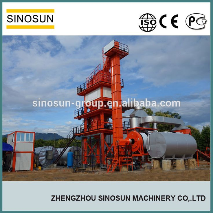 SAP120 China supplier asphalt mixing plant, asphalt batch mix plant for sale