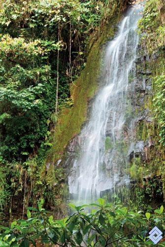 Cascada Cristales, Huila, Colombia