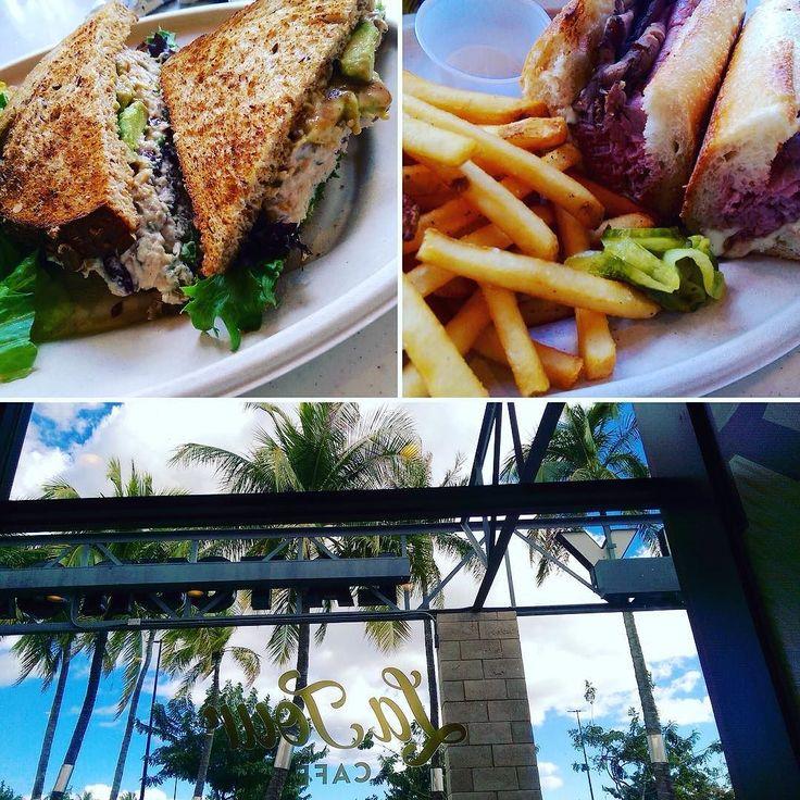 #hawaii #foodie #sandwich #kobebeef #hawaiibestkitchens #tuna#avocado #latourecafe #pearlcity #lunch  ハワイ#サンドイッチ #神戸牛 #ツナサンド#アボカドサンド #フライドポテト#カフェ#パールシティ#ショッピングセンター#グルメ#ランチ by alohana1150