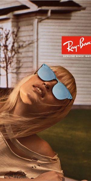 438ba9c071 Ray-Ban Blaze Sunglasses Campaign