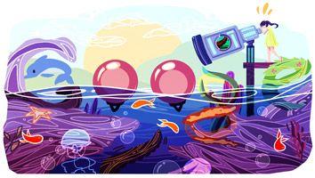 Google Doodle: Doodle 4 Google winner Canada