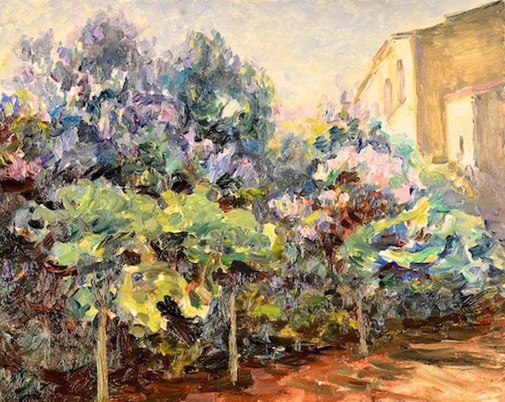 Samuel Mützner (1884-1959) – GRĂDINA CIȘMIGIU