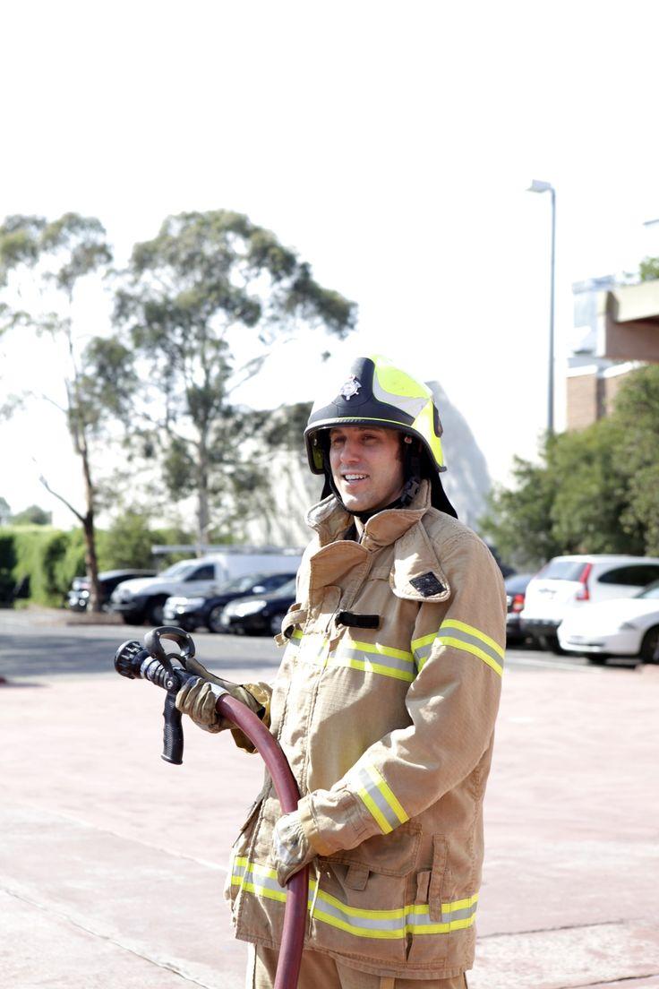 Fire safety display - Sunshine West