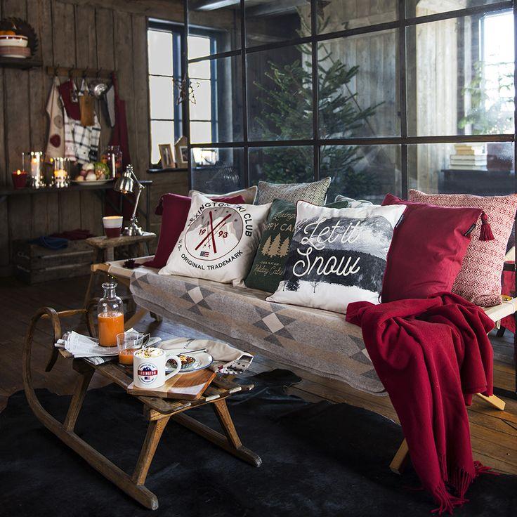 Buy Lexington Ski Club Cushion - 50x50cm | Amara