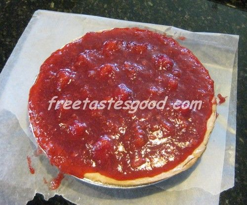 Another recipe and my hubby gave this a 10/10 also - Recipe for Strawberry Supreme Pie