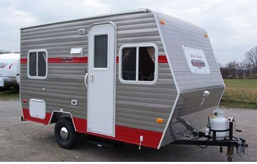 Check out these retro campers, Current Inventory/Pre-Owned Inventory from Happy Camping RV