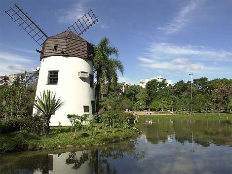 Parque Moinhos de Vento - Porto Alegre - RS