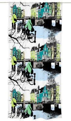 Kodin1 - VALLILA Amsterdam-verho 140x250cm   Valmisverhot