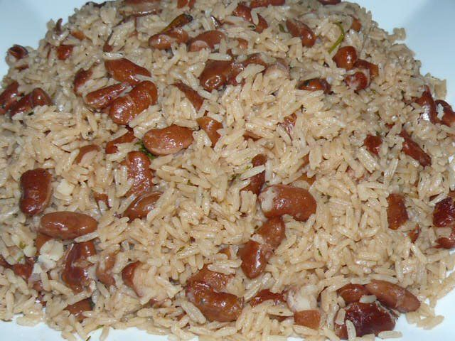 Easy Haitian Rice and Beans Recipe — Haiti Friends