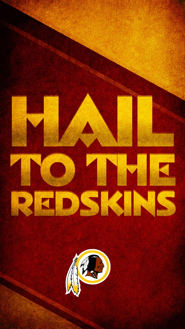 Paint your smartphone like a true Washington Redskins #football