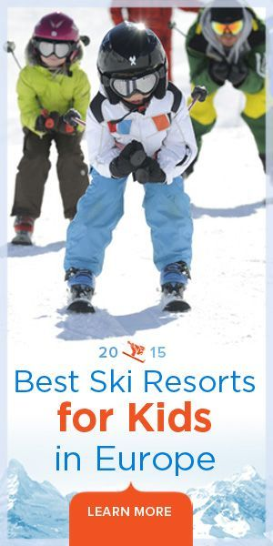 Best Ski Resorts for Kids in the Alps and Europe