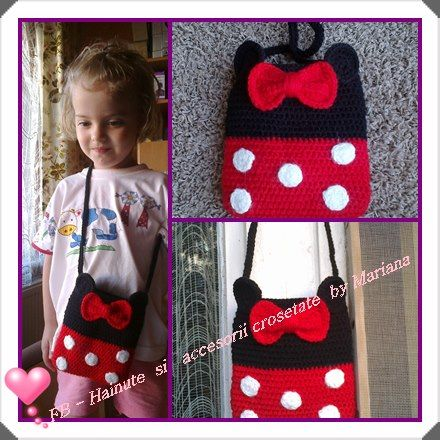 Posetute Minnie Mouse