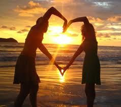 Liefde is het hart van verbinding