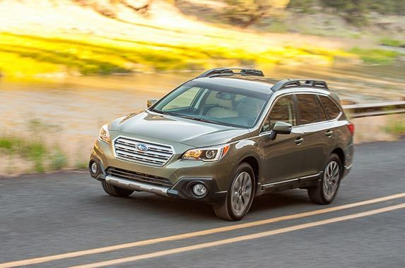2016 Subaru Outback  (1 of 7 best cars for families on the go): Why it made the list:  It comes equipped with terrific all-wheel-drive and off-road capabilities, as well as plenty of space for passengers and cargo. Starting price: $24,995 Fuel economy: 25 city/33 highway mpg