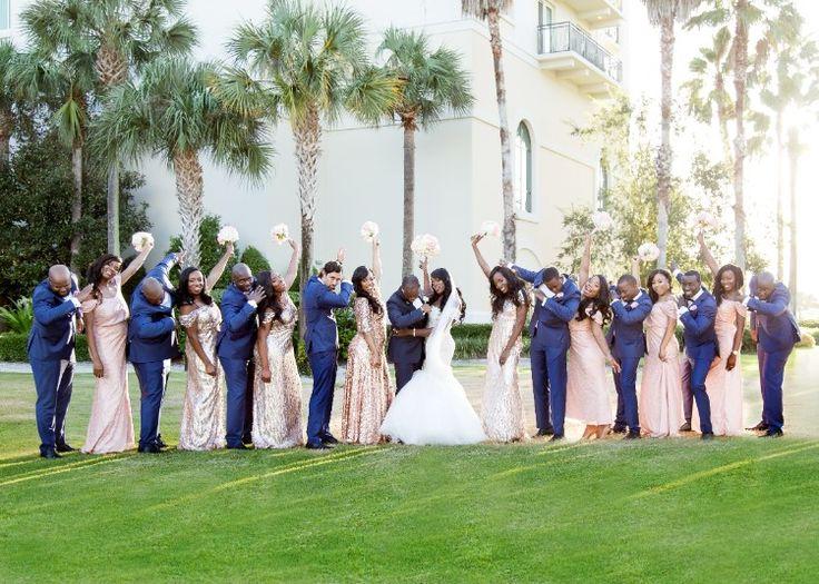 Romantic Orlando Wedding at Omni Orlando Resort at Championsgate, FL - My Hotel Wedding (Unashamed Imaging)